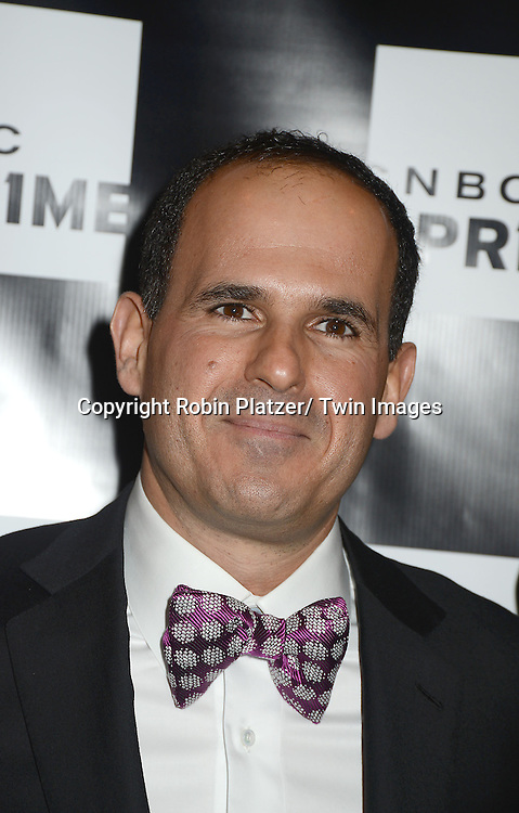 "Marcus Lemonis of The Big Fix attends the CNBC Launch Event for their new primetime shows on February 28, 2013 at Classic Car Club Manhattan in New York City. The two new shows are .""Treasure Detectives"" and ""The Car Chasers"" which will be shown on Tuesday nights."