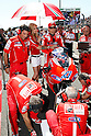 May 23, 2010 - Le Mans, France - Australian rider Casey Stoner is pictured on the grid prior of the French Grand Prix on Le Mans circuit, France, on May 23, 2010. (photo Andrew Northcott/Nippon News)