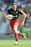 Alex Goode of Saracens in action during the Aviva Premiership Rugby Final between Saracens and Exeter Chiefs at Twickenham Stadium on Saturday 28th May 2016 (Photo: Rob Munro/Stewart Communications)