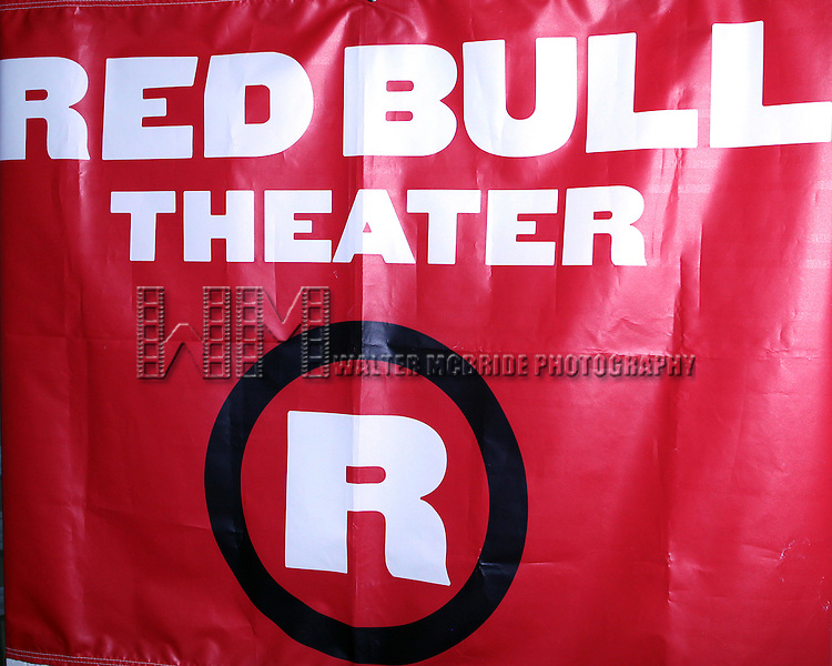 After Party for the Red Bull Theatre Revival of 'The Witch Of Edmonton' at Theatre at St. Clement's in New York City..