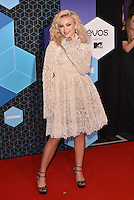 Zara Larsson (Swedish)<br /> 2016 MTV EMAs in Ahoy Arena, Rotterdam, The Netherlands on November 06, 2016.<br /> CAP/PL<br /> &copy;Phil Loftus/Capital Pictures /MediaPunch ***NORTH AND SOUTH AMERICAS ONLY***