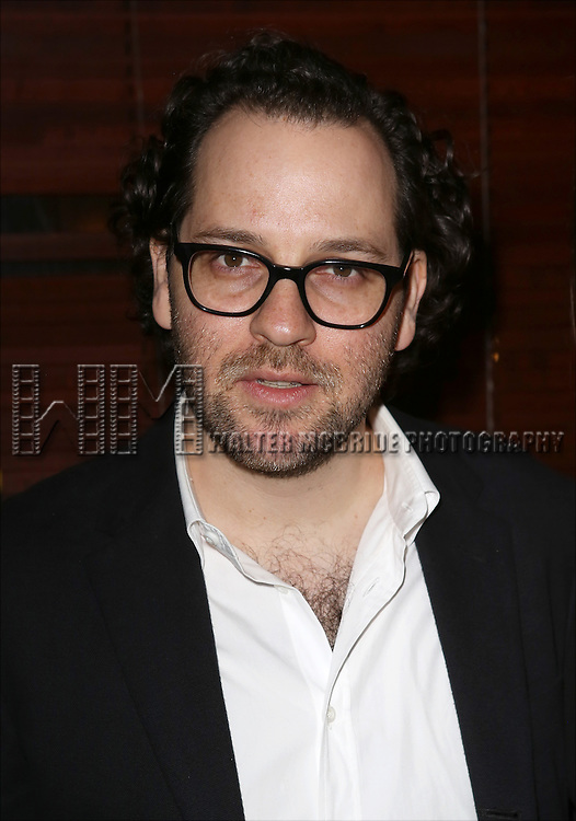 Sam Gold  attends the Broadway Opening Night Performance After Party for 'The Realistic Joneses'  at the The Red Eye Grill on April 6, 2014 in New York City.