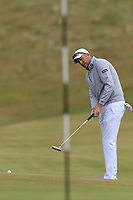 Matthew Southgate (ENG) putts on on the 13th green during Thursday's Round 1 of the 2018 Dubai Duty Free Irish Open, held at Ballyliffin Golf Club, Ireland. 5th July 2018.<br /> Picture: Eoin Clarke | Golffile<br /> <br /> <br /> All photos usage must carry mandatory copyright credit (&copy; Golffile | Eoin Clarke)