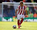 Xherdan Shaqiri of Stoke city during the premier league match at the Hawthorn's Stadium, West Bromwich. Picture date 27th August 2017. Picture credit should read: Simon Bellis/Sportimage