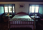 Bedroom at Casa Soberanes