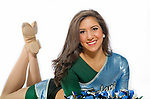 Shooting with the Shockwave.  Images from a recent photo shoot with the Tulane Dance Team, the Shockwave.