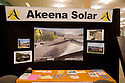 Akeena Solar is a commercial and residential solar power installation company.. West Coast Green is the nation?s largest conference and expo dedicated to green innovation, building, design and technology. The conference featured over 380 exhibitors, 100 presenters, and 14,000 attendees. Location: San Jose Convention Center in Silicon Valley (San Jose, California, USA), September 25-27, 2008