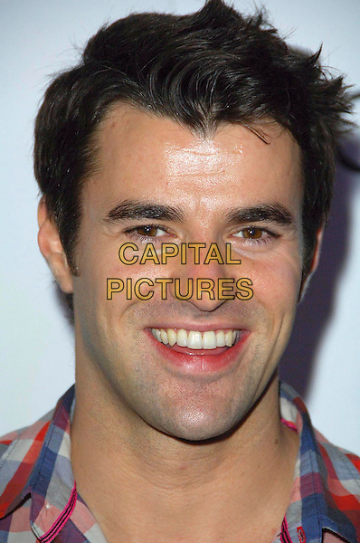 STEVE JONES.Attending a presentation of Calvin Klein's new collection at P3, Marylebone Road, London, England, .October 15th 2007..party portrait headshot .CAP/CAS.©Bob Cass/Capital Pictures.