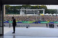 BRASÍLIA, DF, 01.02.2019 – POSSE-BOLSONARO –  População acompanha a Posse de Jair Bolsonaro como Presidente do Brasil, na tarde desta terça-feira, 01, no Palácio do Planalto em Brasília. (Foto: Ricardo Botelho/Brazil Photo Press)