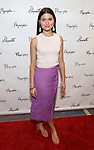 Phillipa Soo attends the Opening Night Performance of the Playwrights Horizons world premiere production of 'Log Cabin' on June 25, 2018 at Playwrights Horizons in New York City.