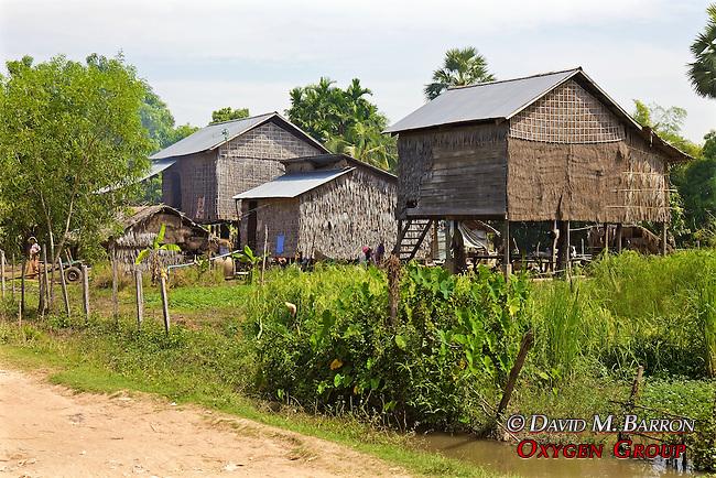 Village of Phum Krar-Sa-Tom