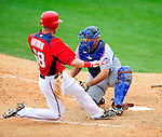 2011-03-01 MLB: Mets at Nationals - Spring Training