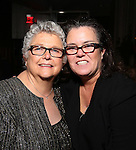 Junie Chenoweth and Rosie O'Donnell attends the Opening Night celebration for Kristin Chenoweth - 'My Love Letter To Broadway'  at the Bar Sixty Five at the Rainbow Room Bar on November 2, 2016 in New York City.