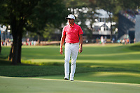 Rickie Fowler (USA) walks the 17th hole during the third round of the 100th PGA Championship at Bellerive Country Club, St. Louis, Missouri, USA. 8/11/2018.<br /> Picture: Golffile.ie | Brian Spurlock<br /> <br /> All photo usage must carry mandatory copyright credit (&copy; Golffile | Brian Spurlock)