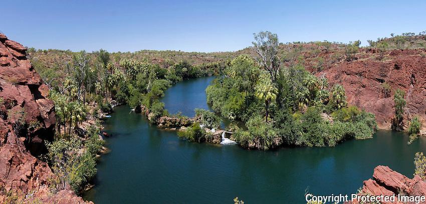 Indarri Falls, Boodjamulla National Park, Queensland