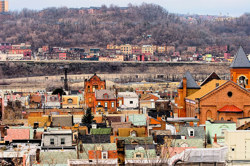 Pittsburgh's Neighborhoods - Southside and Uptown