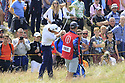 Rickie Fowler (USA) in action during the third round of the 146th Open Championship played at Royal Birkdale, Southport,  Merseyside, England. 20 - 23 July 2017 (Picture Credit / Phil Inglis)