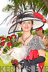 Laura Tangney Killarney who finished second in the best dressed lady at the Killarney Races ladies day on Thursday.