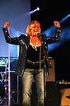 Kim Zimmer performs at the 5th Annual Rock show for charity to benefit the American Red Cross on October 9, 2009 at the American Red Cross Headquarters, New York City, New York. (Photos by Sue Coflin/Max Photos)