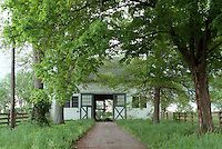 Man o' War - Faraway Farm, Huffman Mill Pike, Lexington, Kentucky