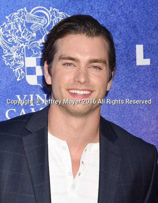HOLLYWOOD, CA - AUGUST 16: Actor Pierson Fode arrives at Variety's Power Of Young Hollywood at NeueHouse Hollywood on August 16, 2016 in Los Angeles, California.