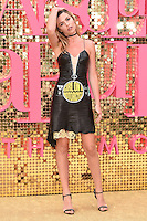 Abbey Clancy<br /> arrives for the World Premiere of &quot;Absolutely Fabulous: The Movie&quot; at the Odeon Leicester Square, London.<br /> <br /> <br /> &copy;Ash Knotek  D3137  29/06/2016