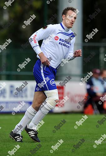 2011-09-18 / Voetbal / seizoen 2011-2012 / KSK Heist / Kurt Weuts..Foto: Mpics