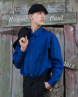 Roger Paul Lucas Senior Pictures 10-21-12
