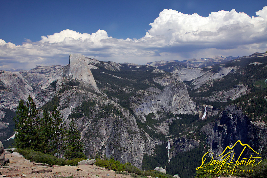 Yosemite National Park, Glacier Point