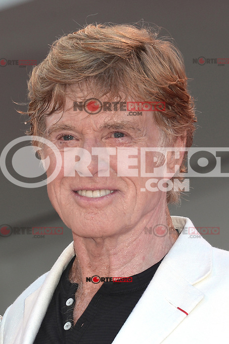 VENICE, ITALY - SEPTEMBER 06:  Robert Redford  at the 'The Company You Keep' Premiere during the 69th Venice Film Festival at the Palazzo del Casino on September 6, 2012 in Venice, Italy. &copy;&nbsp;Maria Laura Antonelli/AGF/MediaPunch Inc. ***NO ITALY*** /NortePhoto.com<br /> <br /> **CREDITO*OBLIGATORIO** *No*Venta*A*Terceros*<br /> *No*Sale*So*third* ***No*Se*Permite*Hacer...<br /> more &raquo;
