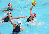 Stanford Waterpolo W vs California, February 3, 2019