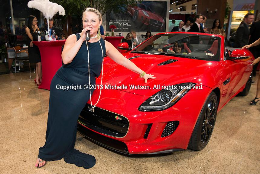 Momentum Jaguar F-Type Launch