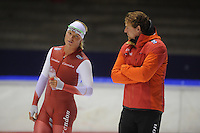 SCHAATSEN: Team Corendon, Koen Verweij, Peter Kolder, ©foto Martin de Jong