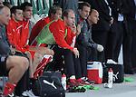 Fussball WM 2010 Qualifikation Gruppe 2, Schweiz - Lettland