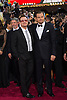 Bono and Leonardo DiCaprio<br /> 86TH OSCARS<br /> The Annual Academy Awards at the Dolby Theatre, Hollywood, Los Angeles<br /> Mandatory Photo Credit: &copy;Dias/Newspix International<br /> <br /> **ALL FEES PAYABLE TO: &quot;NEWSPIX INTERNATIONAL&quot;**<br /> <br /> PHOTO CREDIT MANDATORY!!: NEWSPIX INTERNATIONAL(Failure to credit will incur a surcharge of 100% of reproduction fees)<br /> <br /> IMMEDIATE CONFIRMATION OF USAGE REQUIRED:<br /> Newspix International, 31 Chinnery Hill, Bishop's Stortford, ENGLAND CM23 3PS<br /> Tel:+441279 324672  ; Fax: +441279656877<br /> Mobile:  0777568 1153<br /> e-mail: info@newspixinternational.co.uk