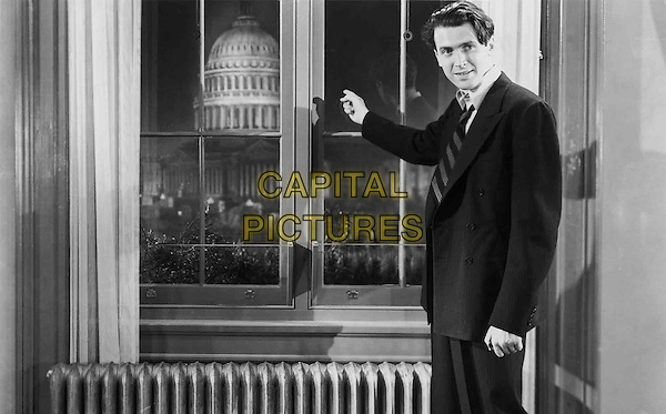 James Stewart<br /> in Mr. Smith Goes to Washington (1939) <br /> *Filmstill - Editorial Use Only*<br /> CAP/NFS<br /> Image supplied by Capital Pictures