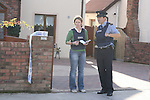 Scene of the shooting of a man in his early 20s at 52, The Belfry, Duleek, Co.Meath...Photo NEWSFILE/Jenny Matthews.(Photo credit should read Jenny Matthews/NEWSFILE)....This Picture has been sent you under the condtions enclosed by:.Newsfile Ltd..The Studio,.Millmount Abbey,.Drogheda,.Co Meath..Ireland..Tel: +353(0)41-9871240.Fax: +353(0)41-9871260.GSM: +353(0)86-2500958.email: pictures@newsfile.ie.www.newsfile.ie.FTP: 193.120.102.198.