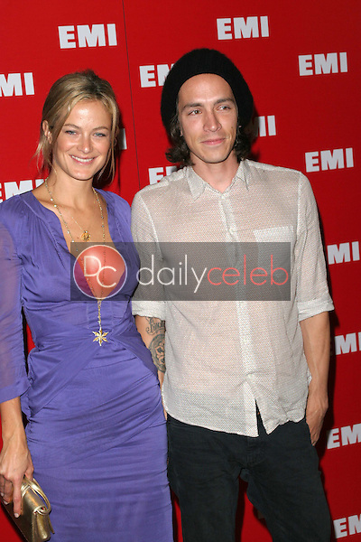 Carolyn Murphy and Brandon Boyd