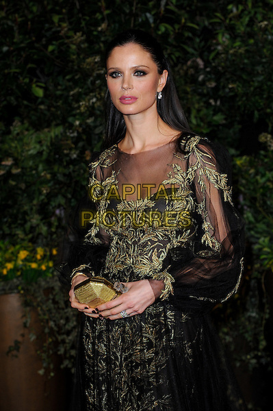 LONDON, ENGLAND - FEBRUARY 16: Georgina Chapman attends EE British Academy Film Awards afterparty at the Grosvenor Hotel on February 16, 2014 in London, England. <br /> CAP/CJ<br /> &copy;Chris Joseph/Capital Pictures