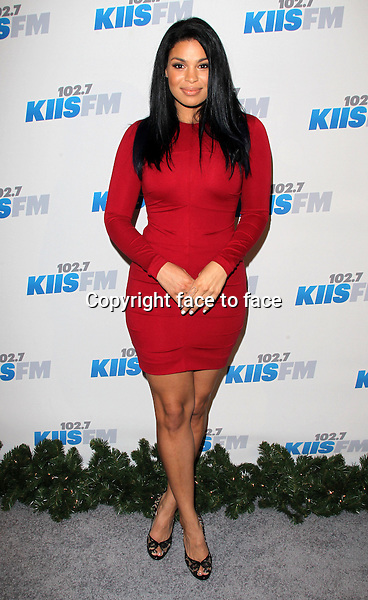 Jordin Sparks at day 2 of KIIS FM's 2012 Jingle Ball at Nokia Theatre, Los Angeles, 03.03.2012...Credit: MediaPunch/face to face..- Germany, Austria, Switzerland, Eastern Europe, Australia, UK, USA, Taiwan, Singapore, China, Malaysia and Thailand rights only -