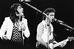 Journey 1982 Steve Peery and Neal Schon.© Chris Walter.
