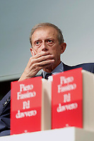 Piero Fassino<br /> Roma 11/10/2017. Centro Congressi Alibert. Presentazione del libro 'PD davvero'.<br /> Rome October 11th 2017. Presentation of the book 'Really PD'.<br /> Foto Samantha Zucchi Insidefoto