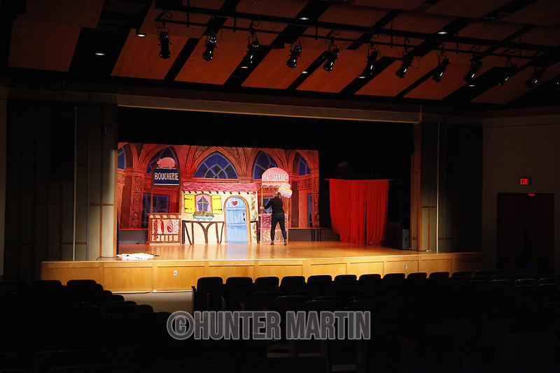 WMS production of Beauty and the Beast