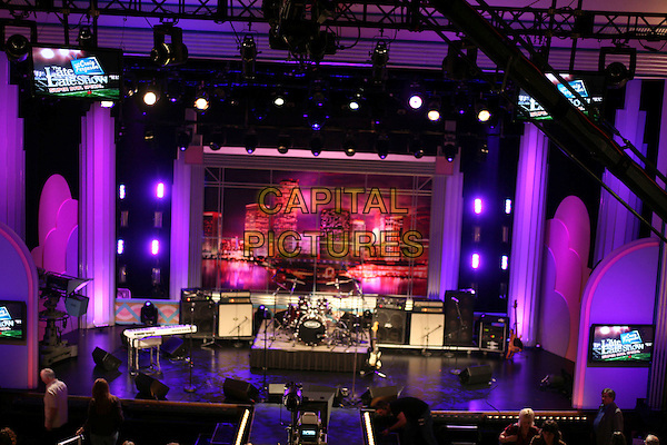 THE LATE LATE SHOW SET.The NFL Alumni Awards held at the Seminole Hard Rock,.Hollywood, Florida, USA, 2 February 2007..stage.CAP/ADM/RR.©Randi Radcliff/AdMedia/Capital Pictures.