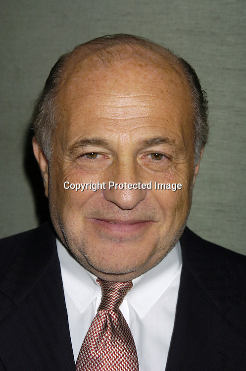 Doug Morris ..at a Luncheon on February 8, 2005 at the Sony Club to announce the kick-off of the upcoming 30th Anniversary gala celebration of the TJ Martell Foundation in May. ..Photo by Robin Platzer, Twin Images