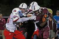 Archbishop Rummel (La.) vs Don Bosco football - 092615