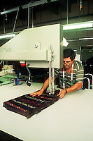 Industria tessile. Textile industry.....
