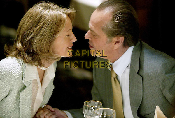 DIANE KEATON & JACK NICHOLSON.in Something's Gotta Give.Filmstill - Editorial Use Only.Ref: FB.www.capitalpictures.com.sales@capitalpictures.com.Supplied by Capital Pictures