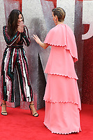 Sandra Bullock and Sarah Paulson attend the European Premiere of Ocean's 8 at Cineworld on Leicester Square in London.<br /> <br /> JUNE 13th 2018<br /> <br /> REF: MES 182213 _<br /> Credit: Matrix/MediaPunch ***FOR USA ONLY***