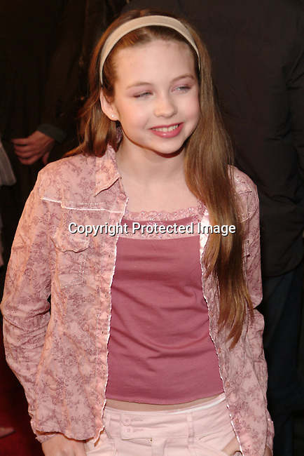Daveigh Chase<br />